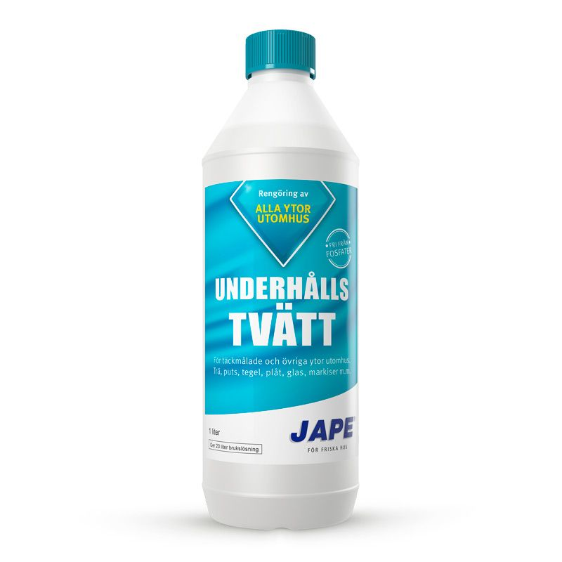Jape Underhållstvätt 1L