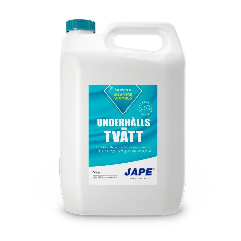 Jape Underhållstvätt 5L