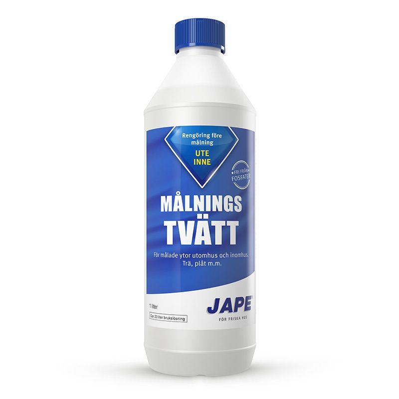Jape Målningstvätt 1L