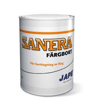 Jape Sanera Färgbort 1L
