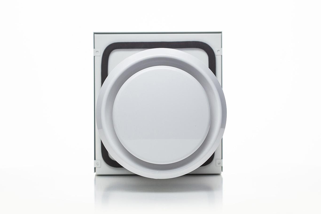 Ventoxx Comfort rekuperators impulsa vadība keramiskais siltuma akumulators