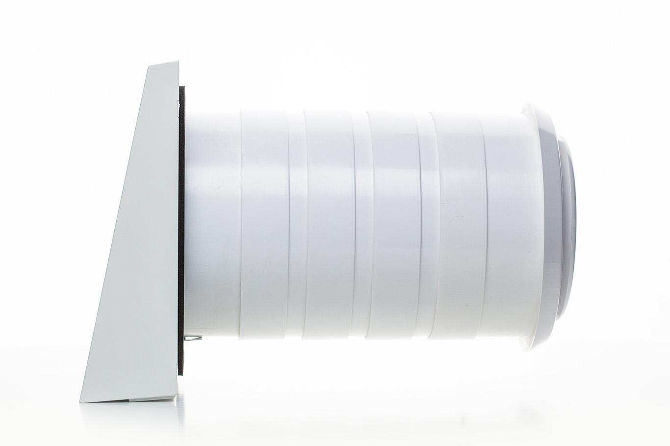 Ventoxx Comfort rekuperators ar impulsa vadība keramiskais siltuma akumulators