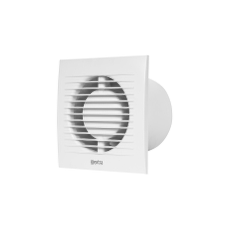 Europlast Elektroventilators e-extra EE ar taimeri, mitruma sensoru
