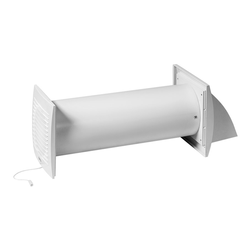 Europlast sienas rekuperators e-extra EER100WP