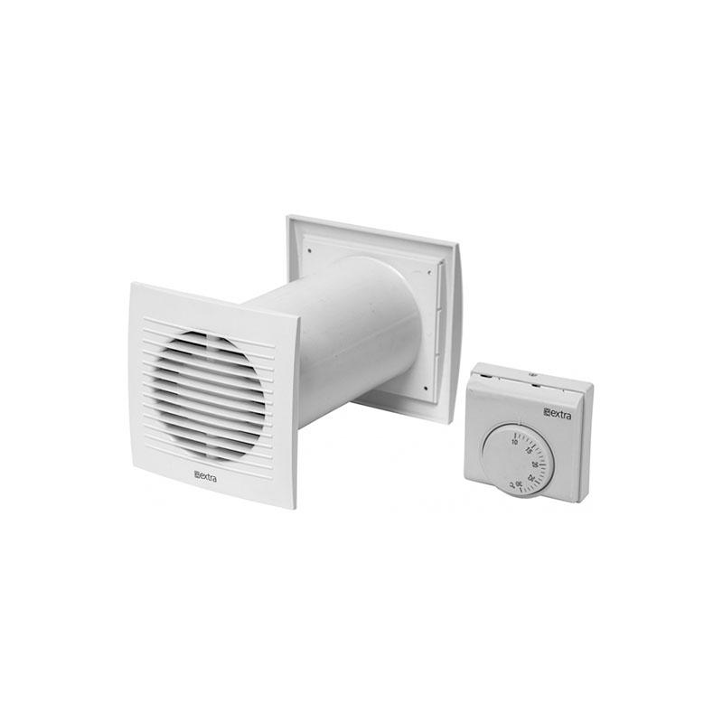 Europlast ventilācijas komplekts ar termostatu