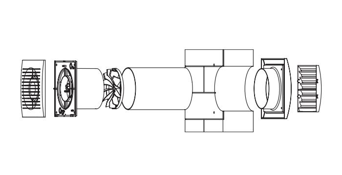 Europlast SPKT ventilators