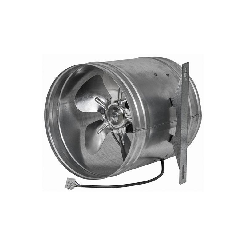 Europlast kanāla zemspiediena ventilators