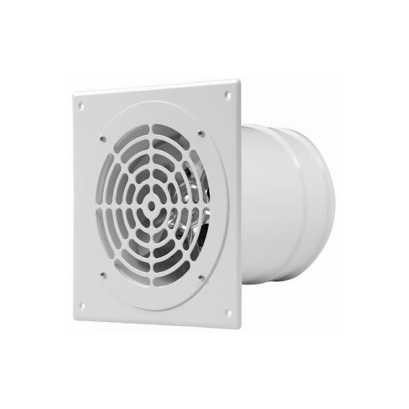 Europlast sienas zemspiediena ventilators