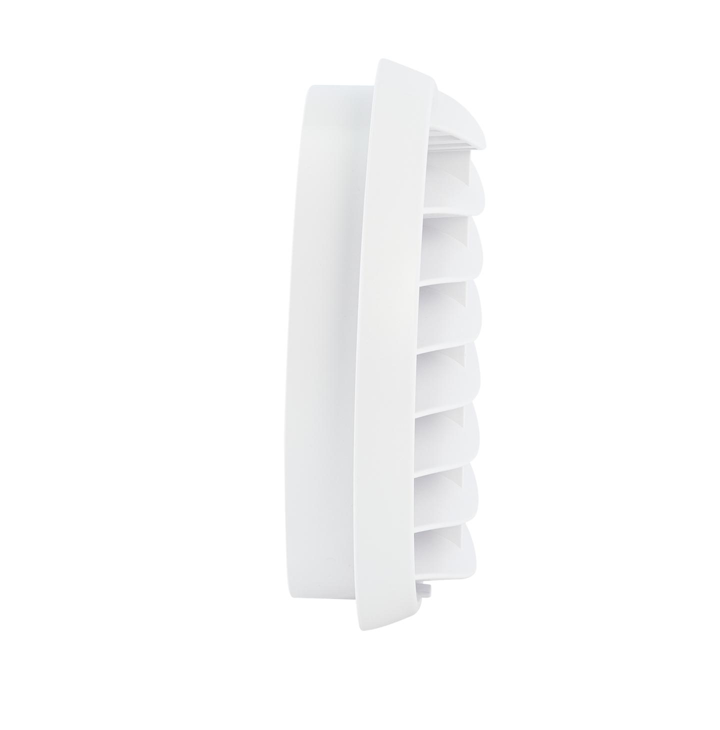 Siegenia Aerotube PVC fasādes restīte