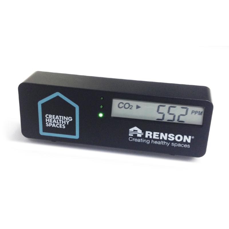 Renson CO2 monitor