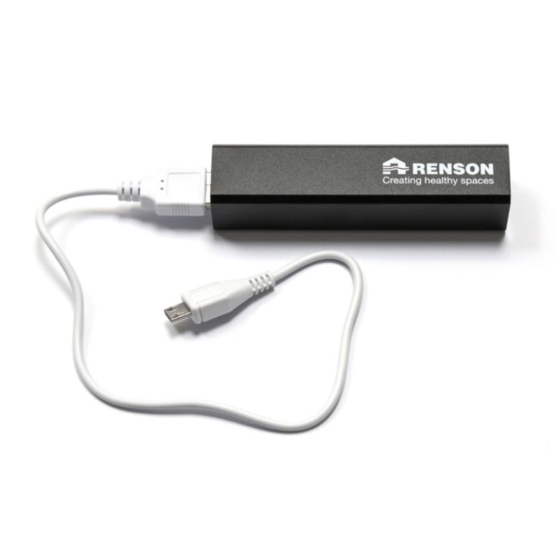 Battery Renson CO2 monitor
