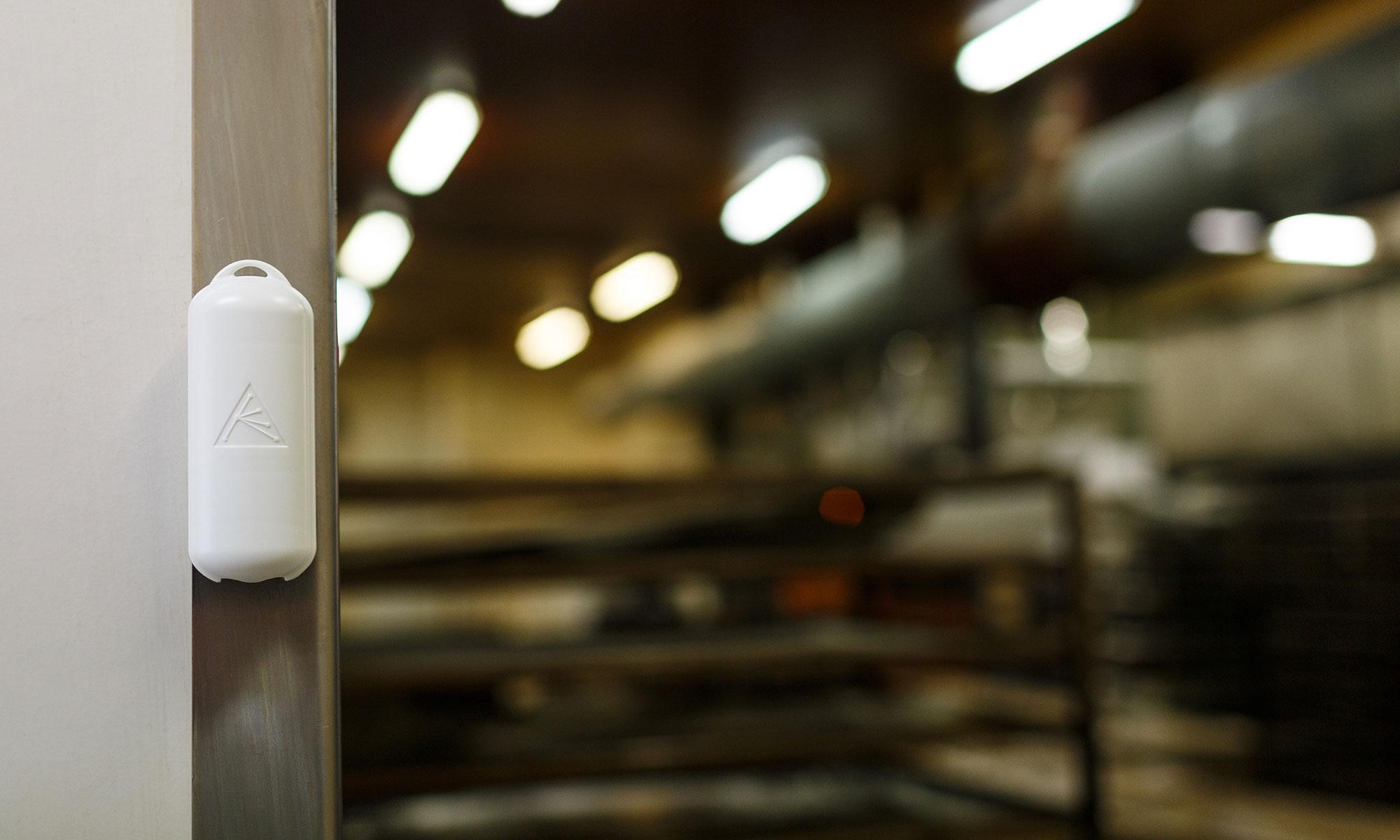 Aranet T/RH IP42 sensors telpā