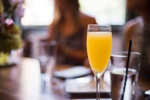 Mimosa with Brunch
