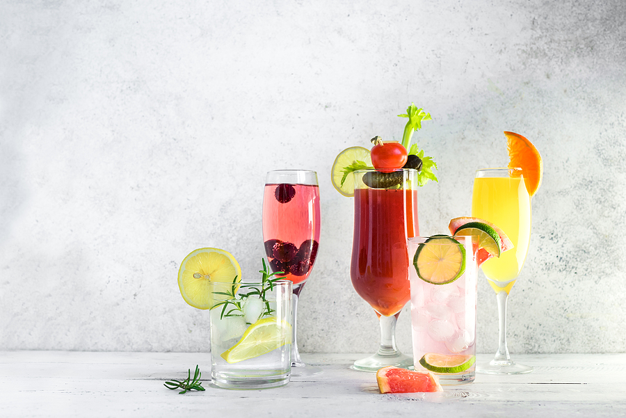 The Perfect Drinks for Brunch