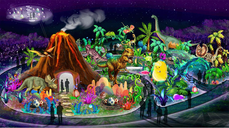 the-prehistoric-safari-the-wild-adventure-light-arts-luminocity-festival