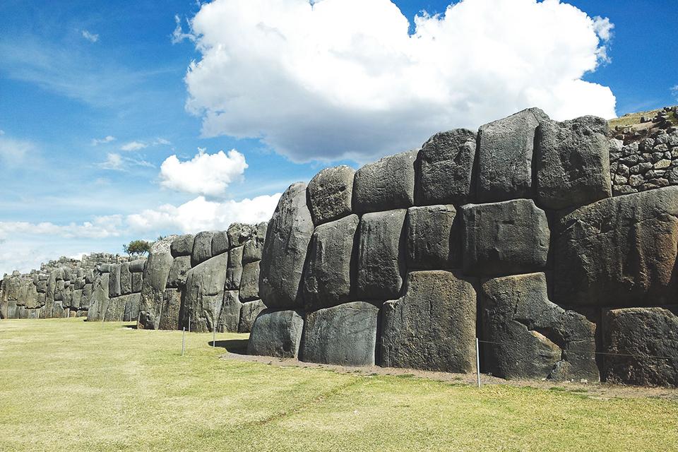 Saqsaywaman — fortified citadel outside of Cusco