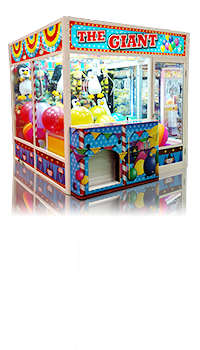 Giant Crane Carnival Package Plush