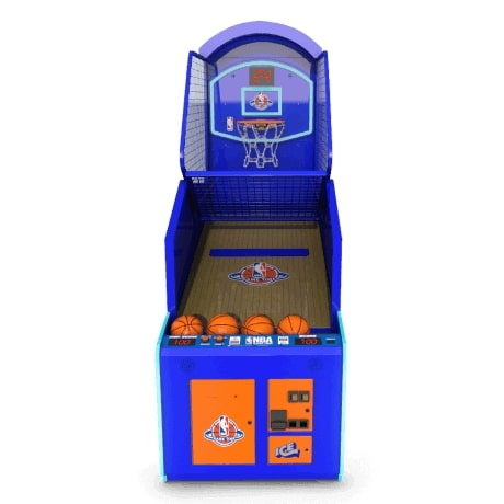 NBA GAMETIME - GENERIC (ORANGE & BLUE CABINET - ONLY)