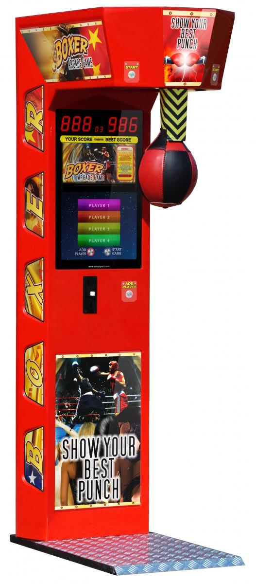 Video Arcade Boxer