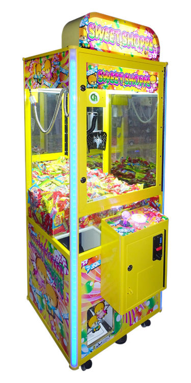 Sweet Shop Candy Crane