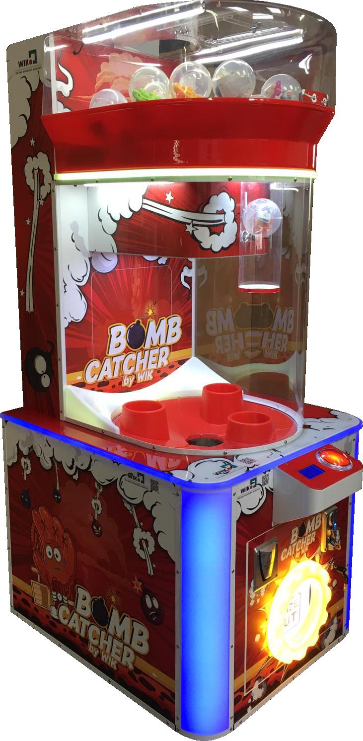 The Bomb Catcher