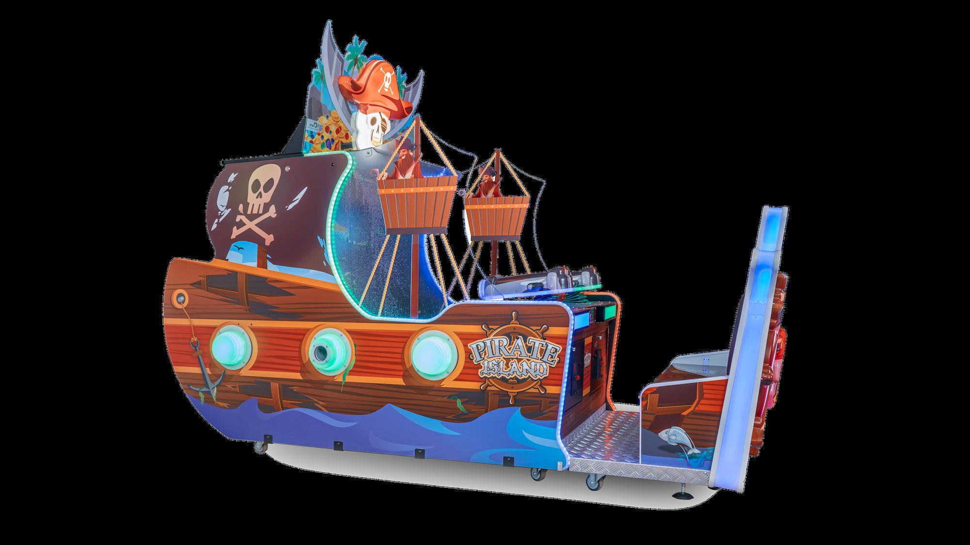 The Pirate Island Water Gun
