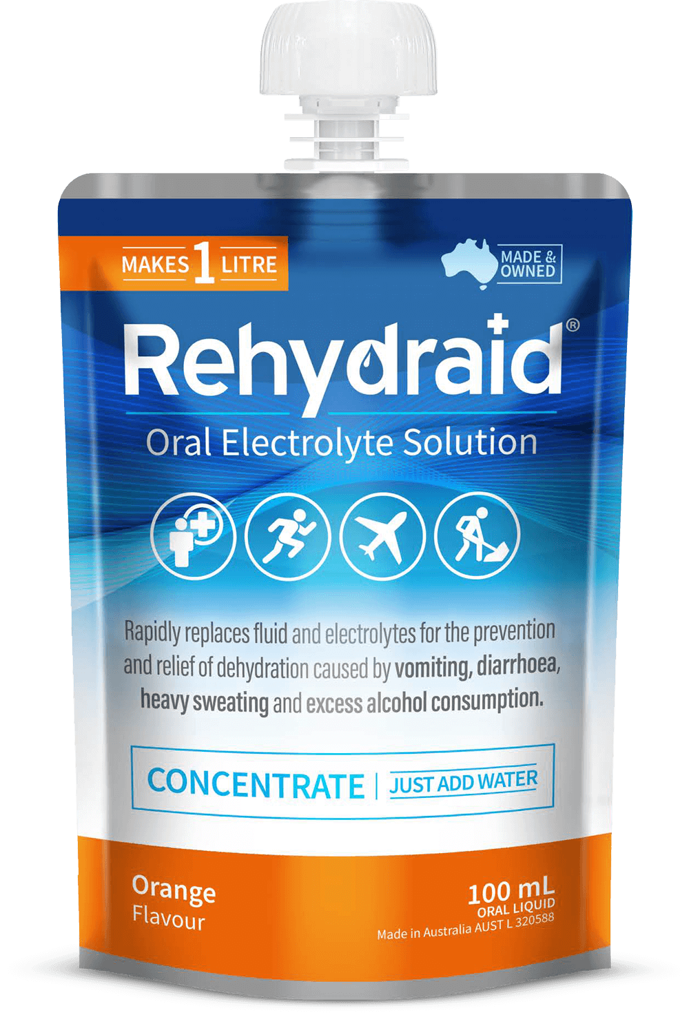 Rehydraid concentrate