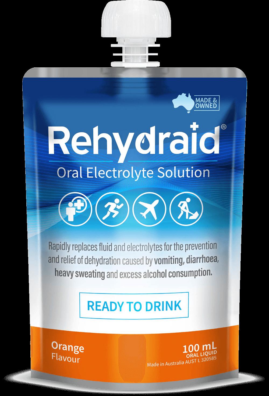 Rehydraid ready to drink 100ml