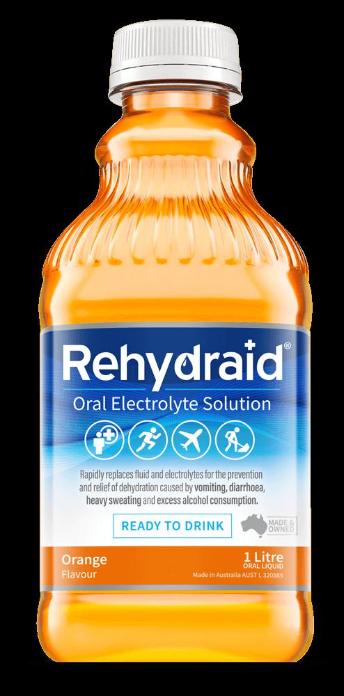 Rehydraid ready to drink