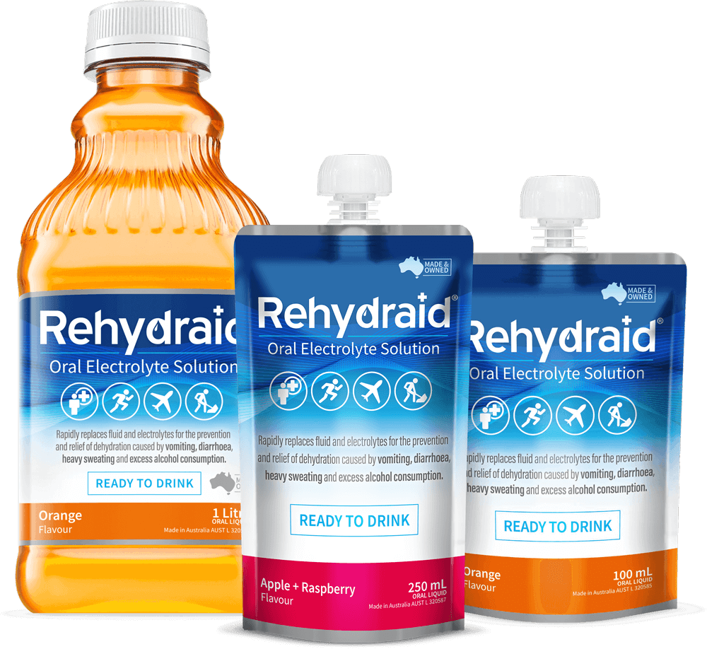 Rehydraid group product shot