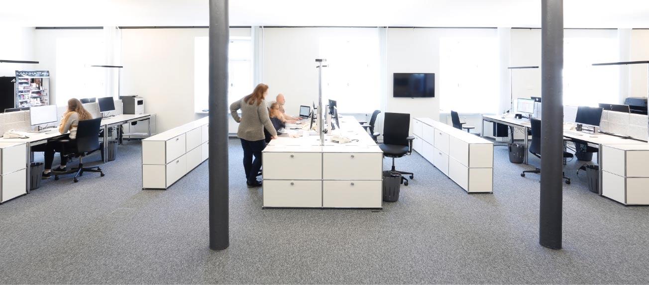 SIG Sales GmbH & Co. KG Standorte