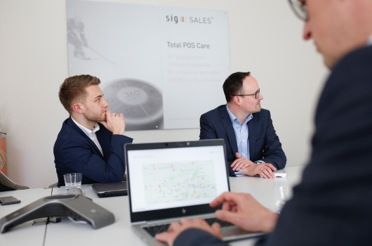 SIG Sales GmbH & Co. KG Locations