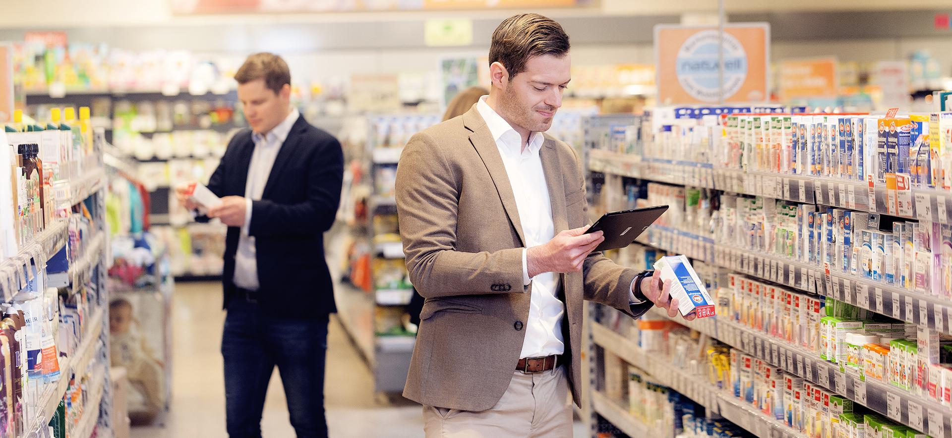 Beim Mystery Shopping testen verdeckte Käufer die Qualität von Service, Verkauf und Kundenkontakt am Point of Sale.