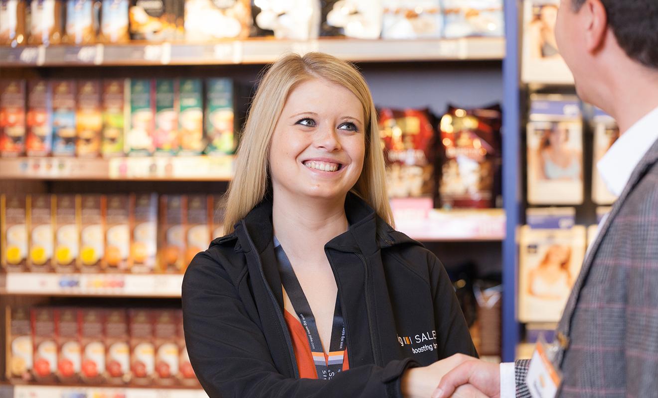 Mit Shop-in-Shop-Systemen bündeln Industrie und Handel Waren oder Marken an einem POS.