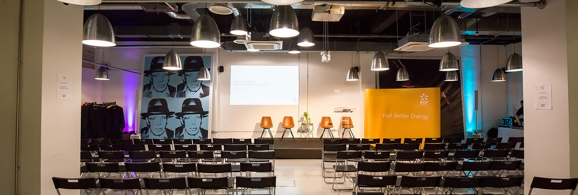 event space in croydon