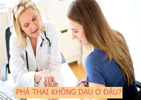 Phá thai không đau ở Bắc Giang