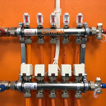 HeatMax™ manifold