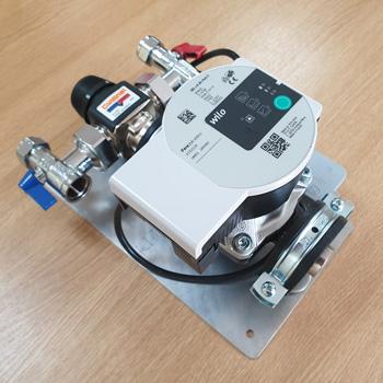 HeatMax™ small area mixer