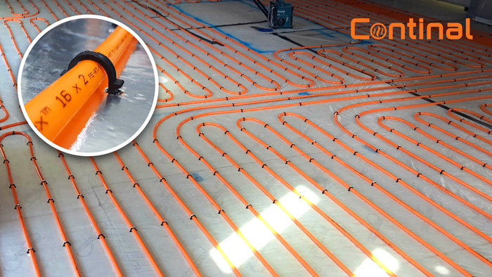 Solid floor / screed systems