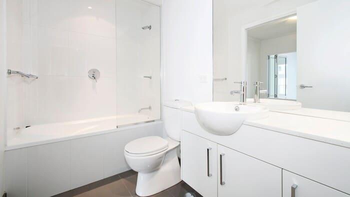 Kitchen Bathroom underfloor heating