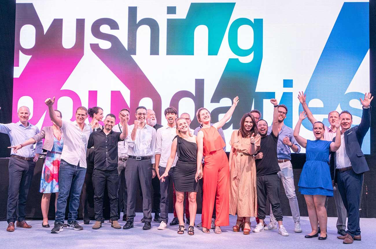 3D Pioneers Challenge - Winner Sustainability