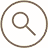 Magnifying glass (search) icon