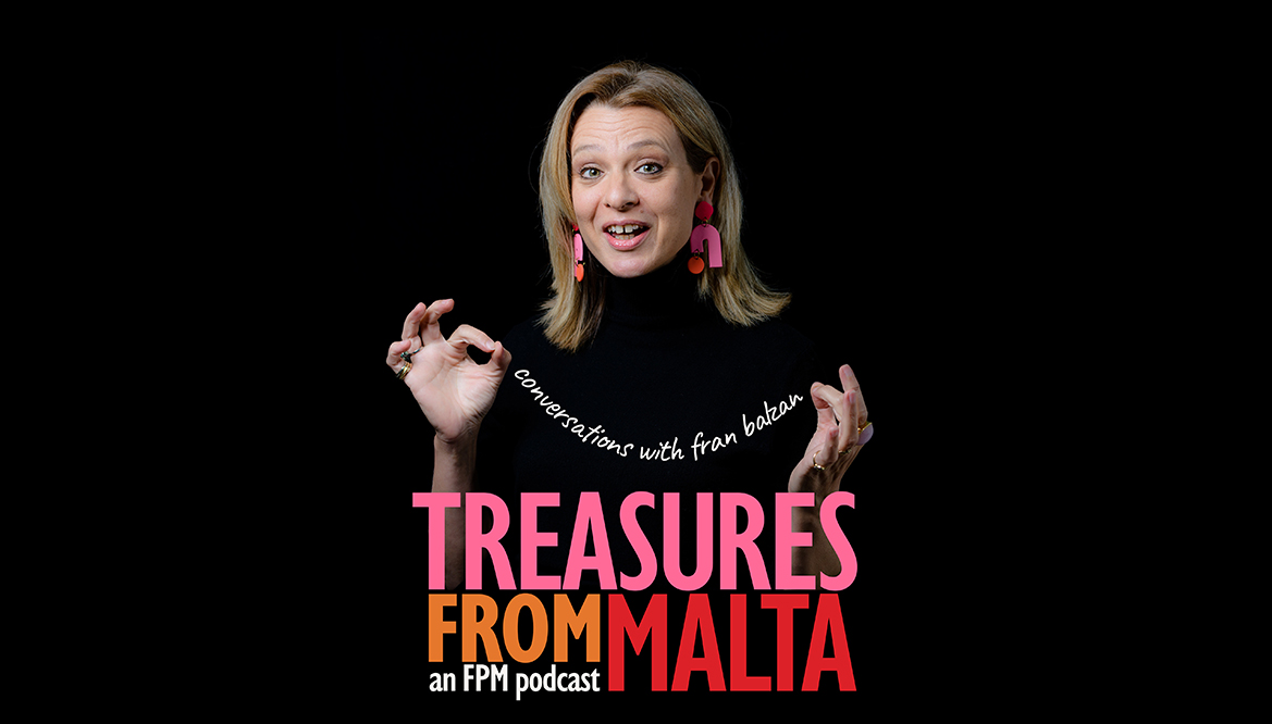 Treasures From Malta –FPM Podcast Collection logo