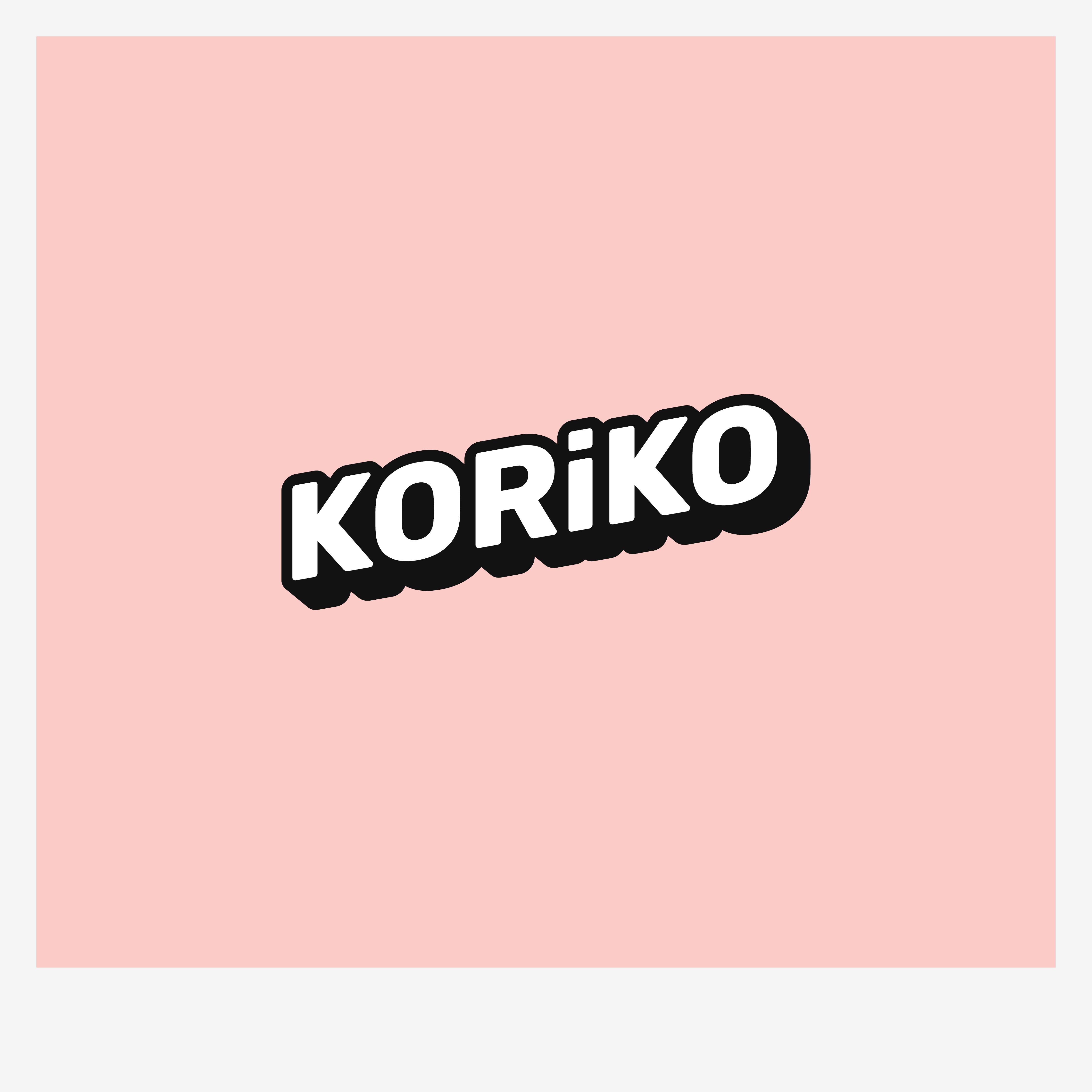 Koriko's primary logo