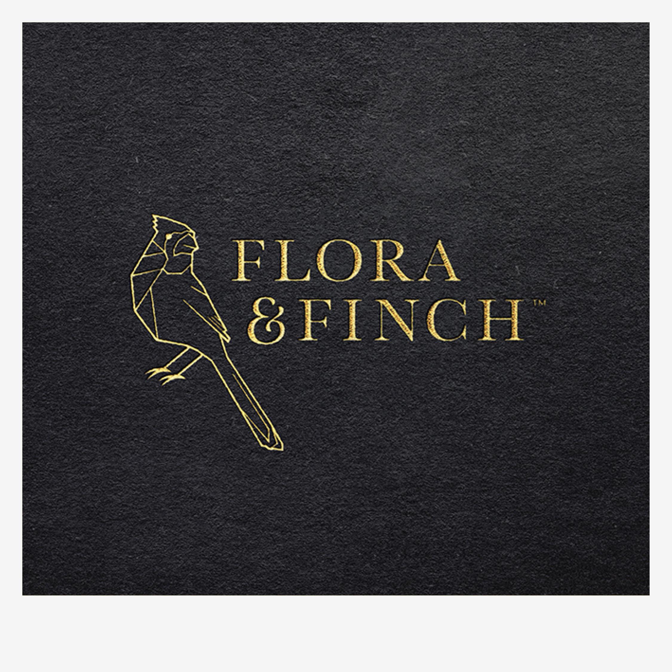 Flora & Finch's logo