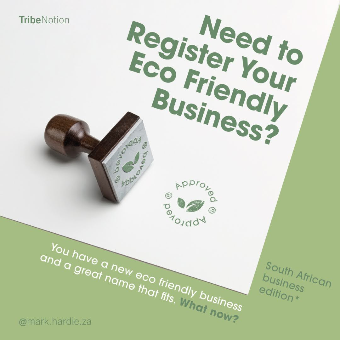 How to Register Your Eco Friendly Business