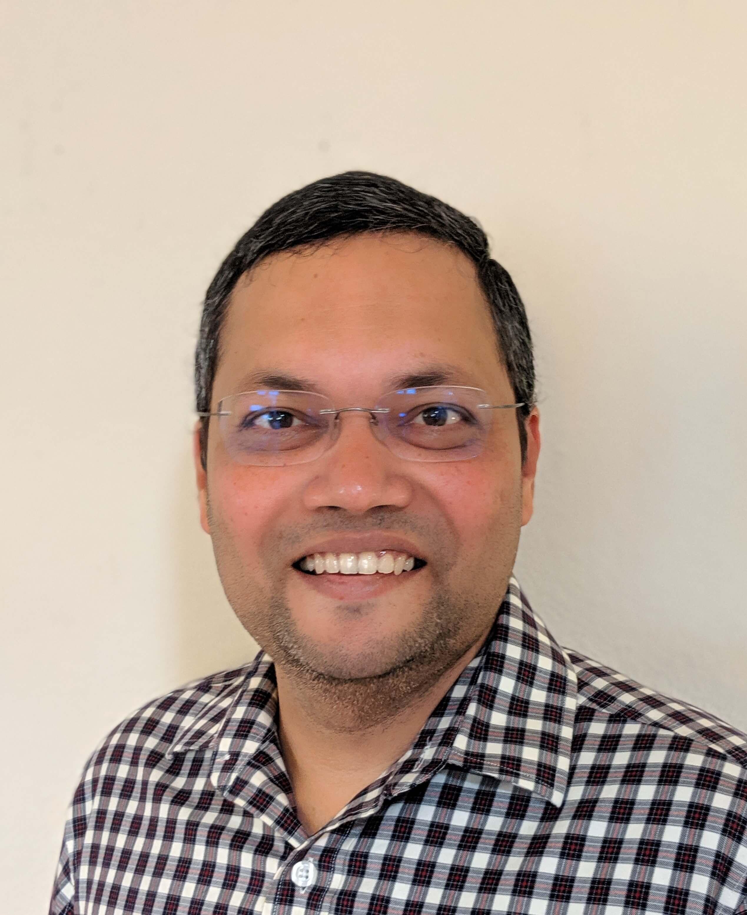 Headshot of Amirth Ramakrishnan