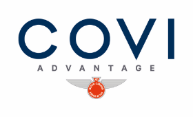 COVI Advantage Logo
