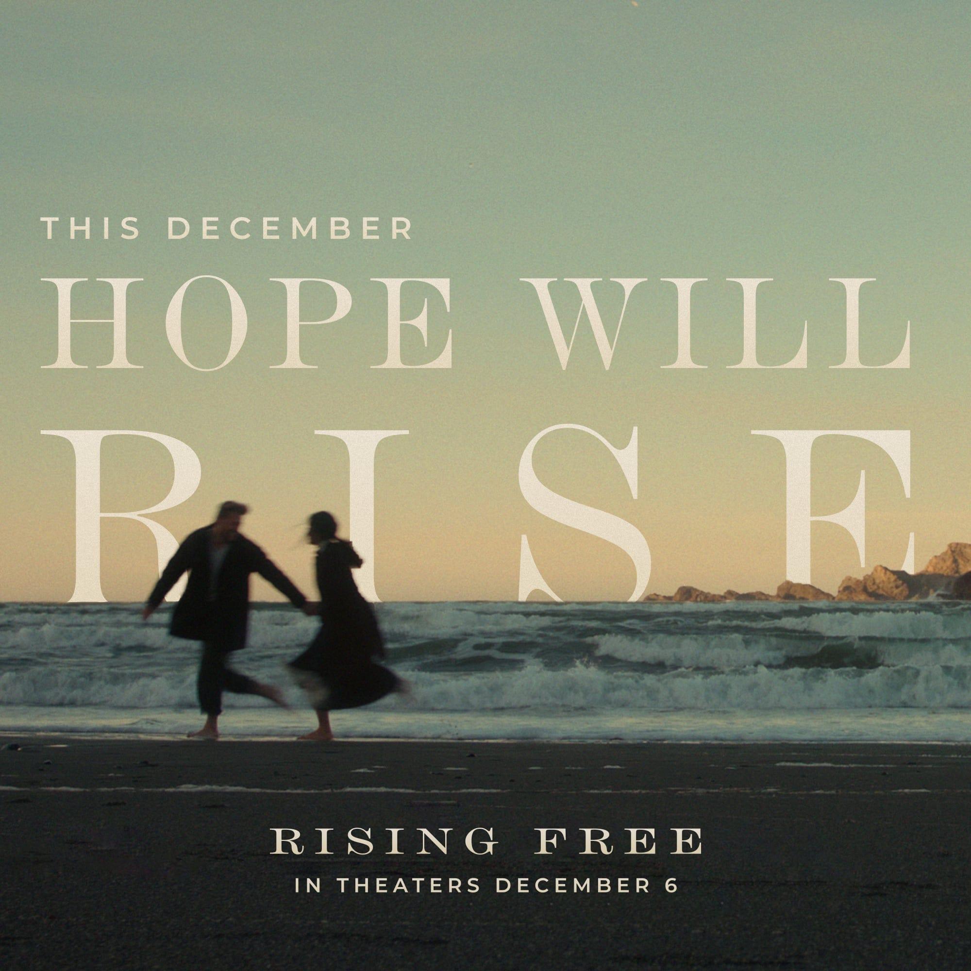 Rising Free Instagram Post