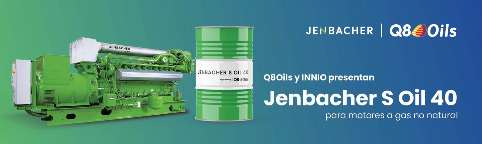 banner aceites q8 jenbacher